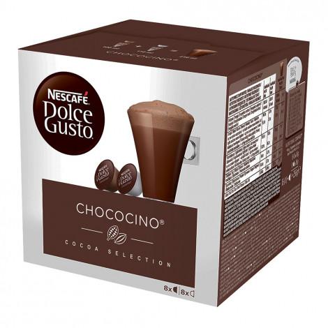 """Capsules NESCAFÉ Dolce Gusto """"Chococino"""", 8+8 pcs."""