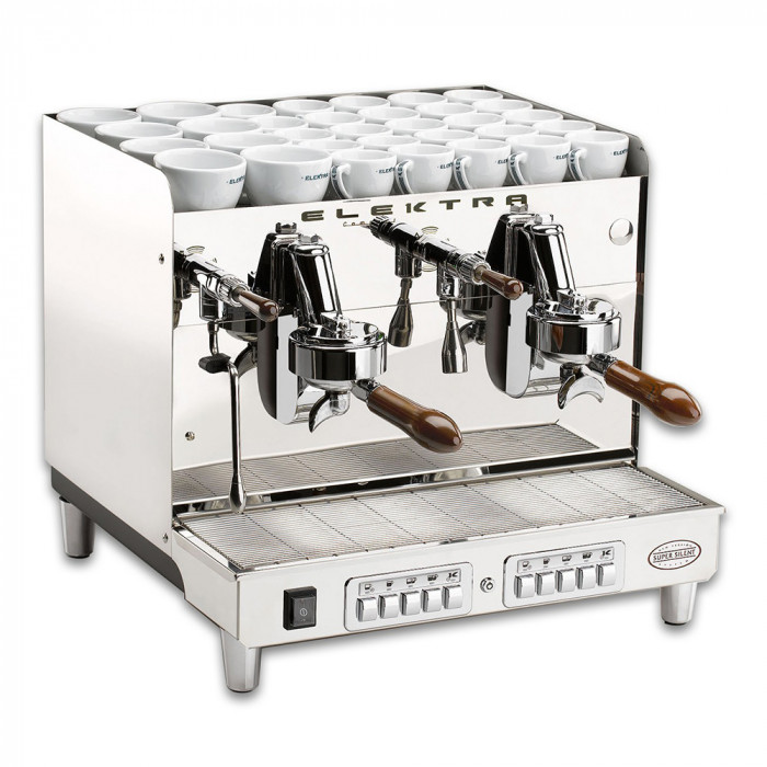 "Coffee machine Elektra ""Sixties T3"" two groups"