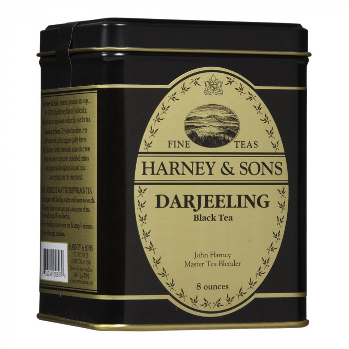 "Black tea Harney & Sons ""Darjeeling Blend"""