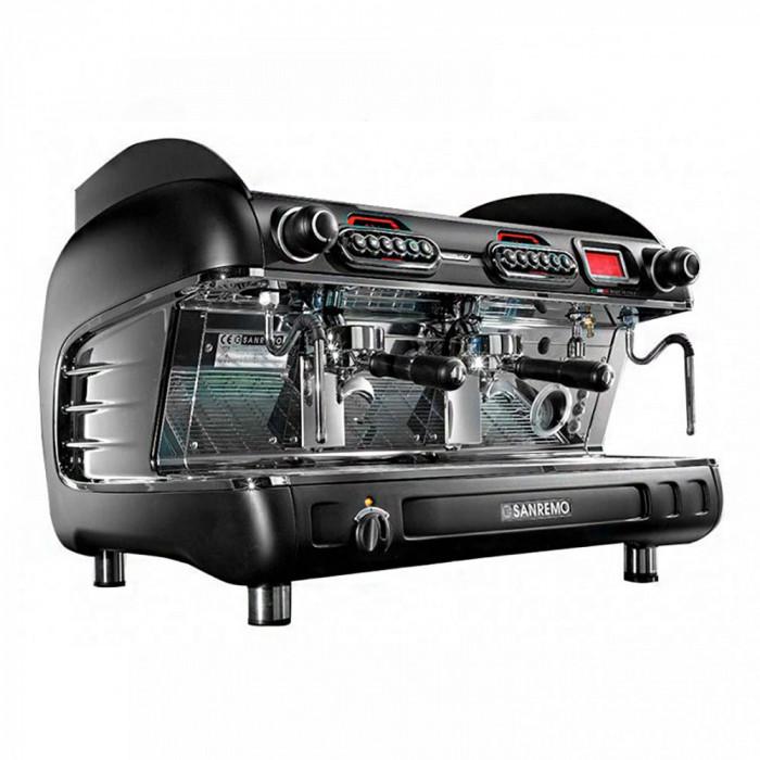 """Kavos aparatas Sanremo """"Verona RS"""" dviejų grupių"""