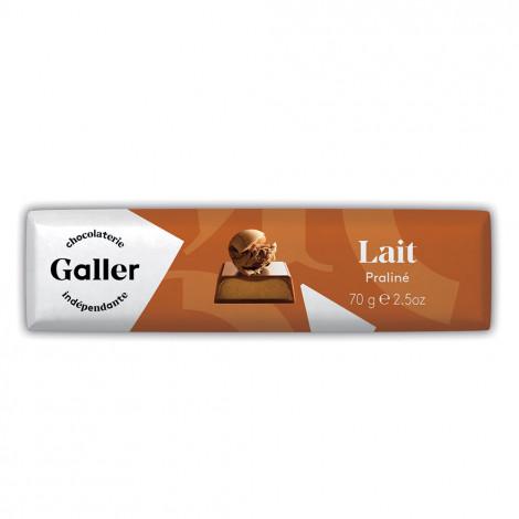 "Šokolaadibatoon Galler ""Milk Praliné"", 70 g"