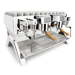 """Espressomaskin Elektra """"Indie Venetian Red"""""""