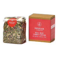 "Tee Dinzler Kaffeerösterei ""Rose Mint Summer Dream"", 50 g"