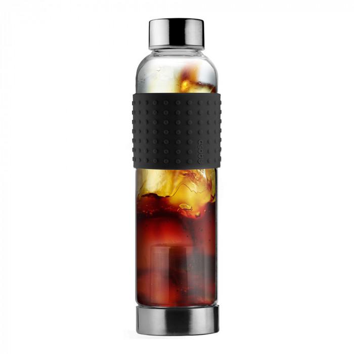 """Ūdens pudele Asobu """"Ice 2 Go Black"""", 400 ml"""