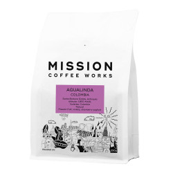 """Coffee beans Mission Coffee Works """"Agualinda, Colombia"""", 1 kg"""