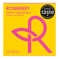 "Tēja Roqberry ""Sweet Grapefruit"", 12 gb."