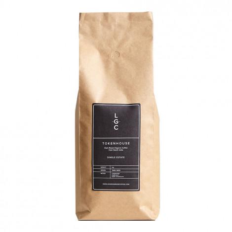 "Coffee beans London Grade Coffee ""Tokenhouse"", 1 kg"