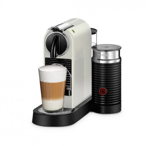 "Kaffeemaschine Nespresso ""Citiz & Milk White"""