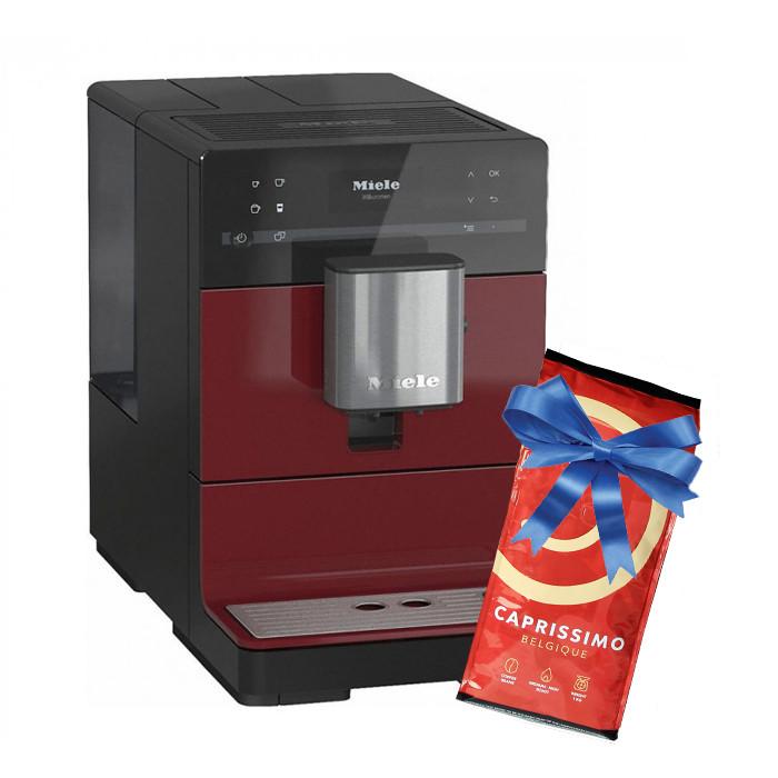 "Kavos aparatas Miele ""CM5300 Tayberry red"""