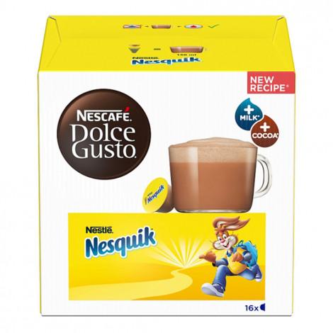 """Kakaokapseln geeignet für Dolce Gusto® NESCAFÉ Dolce Gusto """"Nesquik"""", 16 Stk."""