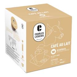 """Koffiecapsules Café Liégeois """"Café au lait"""", 16 st."""