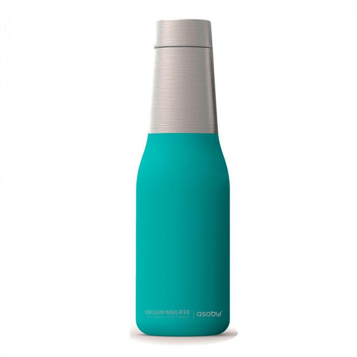 "Thermo bottle Asobu ""Oasis Turquoise"", 600 ml"