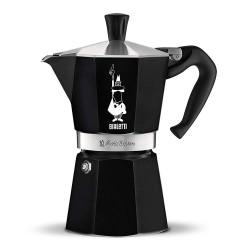 "Kahvinkeitin Bialetti ""Moka Express 6-cup Black"""