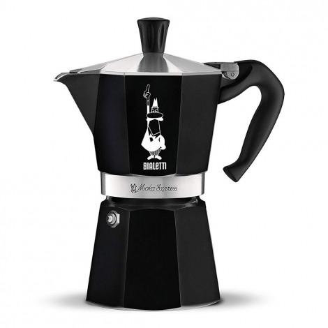 """Koffiezetapparaat Bialetti """"Moka Express 6-cup Black"""""""
