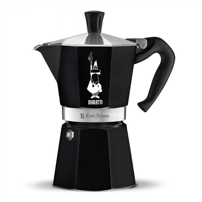 "Kawiarka Bialetti ""Moka Express 6-cup Black"""