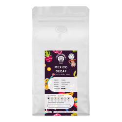 "Coffee beans Coffee World ""Mexico Decaf"", 1 kg"
