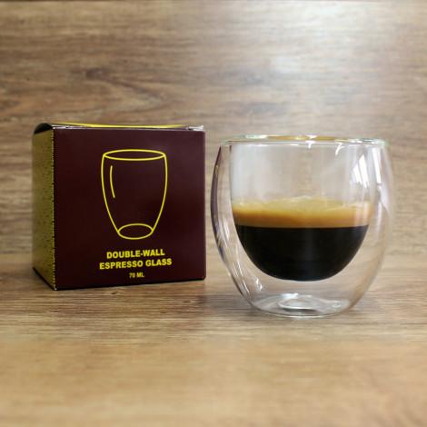 Kafijas Drauga glāze espresso kafijai, 70 ml