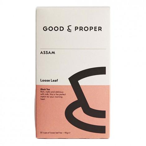 """Schwarzer Tee Good and Proper """"Assam"""", 90 g"""