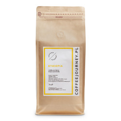 "Kawa ziarnista Coffee Journey ""Ethiopia"", 1 kg"