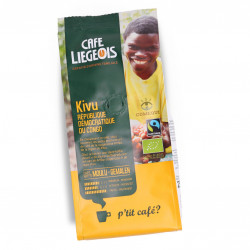 "Ground coffee Café Liégeois ""Kivu"", 250 g"