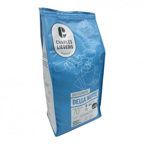 """Kawa bezkofeinowa ziarnista Charles Liégeois """"Della Notte"""", 500 g"""