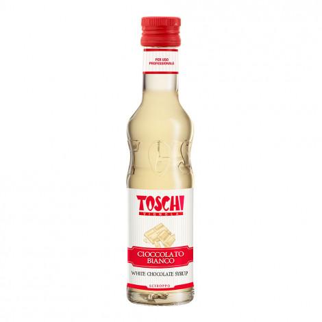 "Syrup Toschi ""White Chocolate"", 250 ml"