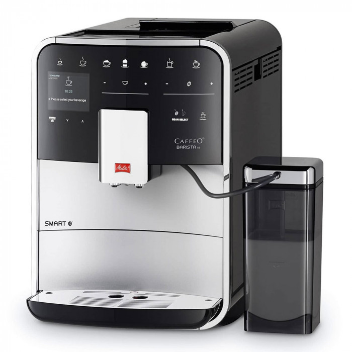 coffee machine melitta f85 0 101 barista ts smart the coffee mate. Black Bedroom Furniture Sets. Home Design Ideas