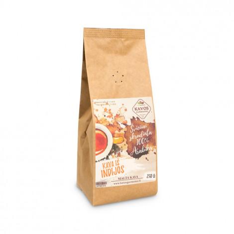 """Jahvatatud kohv Kavos Gurmanai """"India AA"""", 250 g"""