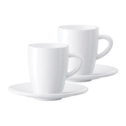 Espresso-tassid Jura, 2 tk.