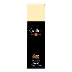 """Šokolaadibatoon Galler """"White Manon"""", 1 tk."""