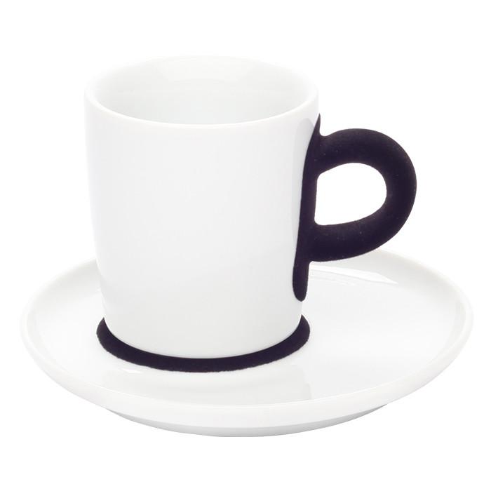 """Kahvikupit Kahla """"Espresso Black"""""""