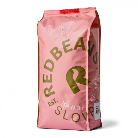 "Kafijas pupiņas Redbeans ""Gold Label Organic"", 1 kg"