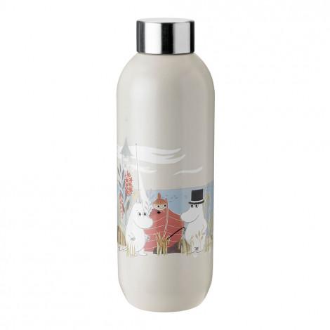 "Ūdens pudele Stelton ""Keep Moomin Sand"", 0,75 l"