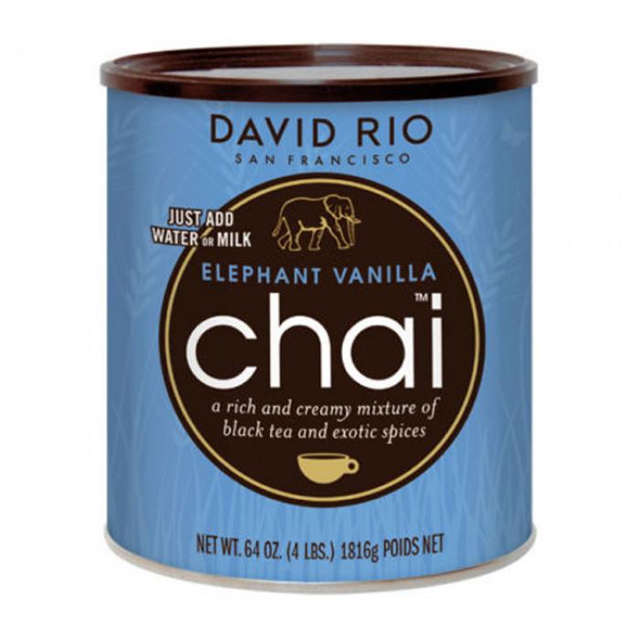 "David Rio tee ""Elephant Vanilla Chai, 1816g"""