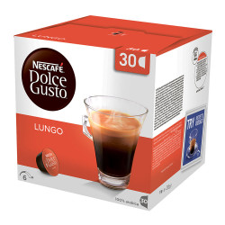 "Kaffeekapseln NESCAFÉ Dolce Gusto ""Lungo"", 30 vnt."