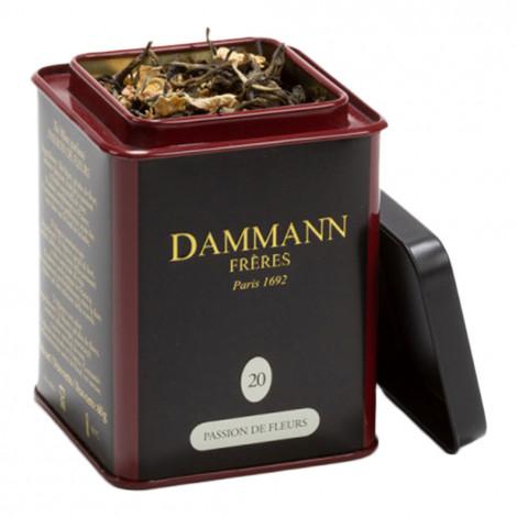 "Weißer Tee Dammann Frères ""Passion De Fleurs"", 60 g"