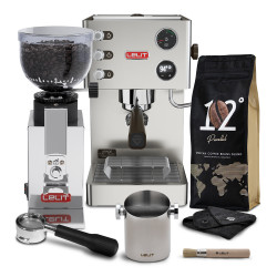 """Kaffeemaschine-Set Lelit """"PL81T + PL043MMI + PL108 + XMC013 + Parallel 12"""""""