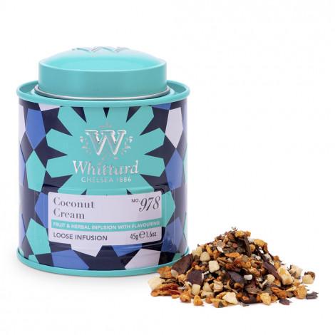 "Tēja Whittard of Chelsea ""Coconut Cream"", 45 g"