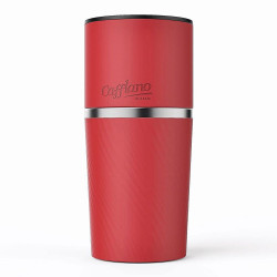 "Coffee maker Cafflano ""Klassic Coffee Red"""