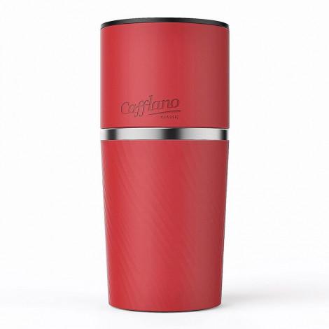 """Kafijas pagatavotājs Cafflano """"Klassic Coffee Red"""""""