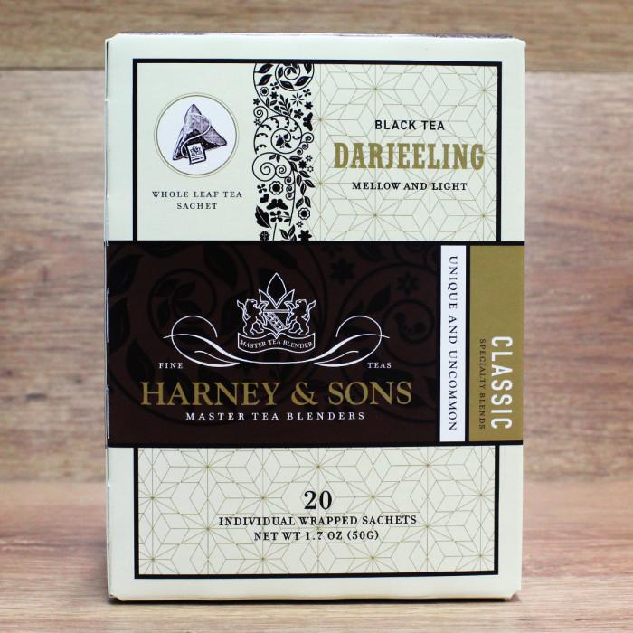 "Juodoji arbata Harney & Sons ""Darjeeling Blend"""