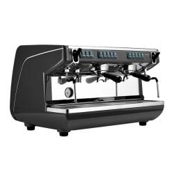 "Kavos aparatas Nuova Simonelli ""Appia Life V Black 230V"", 2 grupių"