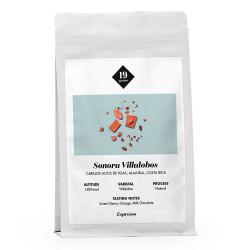 """Kaffeebohnen 19 grams """"Sonora Villalobos Espresso"""", 1 kg"""