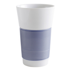 "Coffee cup Kahla ""Cupit to-go Stormy Blue"", 470 ml"