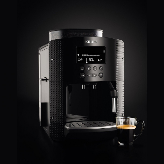 ekspres do kawy krups essential ea8160 przyjaciele kawy. Black Bedroom Furniture Sets. Home Design Ideas