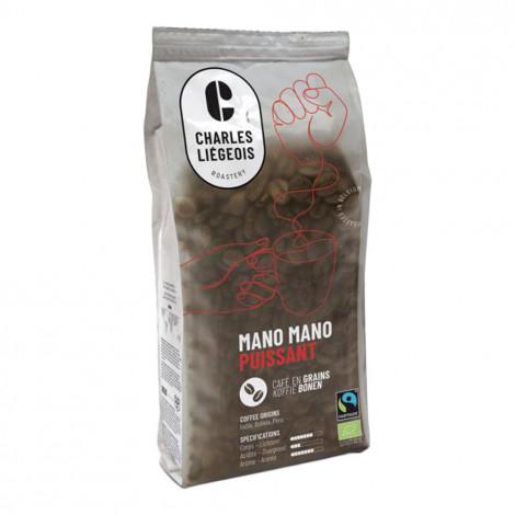 """Kawa ziarnista Charles Liégeois """"Mano Mano Puissant"""", 250 g"""
