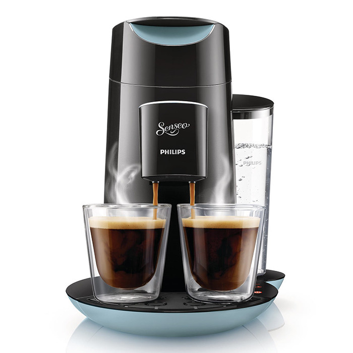 coffee machine saeco senseo twist misty dawn hd7870 60 the coffee mate. Black Bedroom Furniture Sets. Home Design Ideas