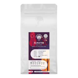 "Coffee beans Coffee World ""Organic Sumatra"", 250 g"
