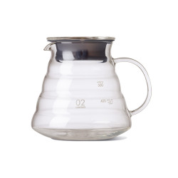 "Coffee jug Hario ""Range Server V60-02"", 600 ml"