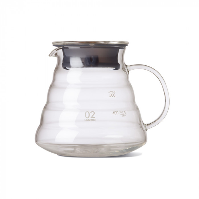 "Dzbanek do kawy Hario ""Range Server V60-02"", 600 ml"